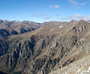 Torreneules desde el Balandrau